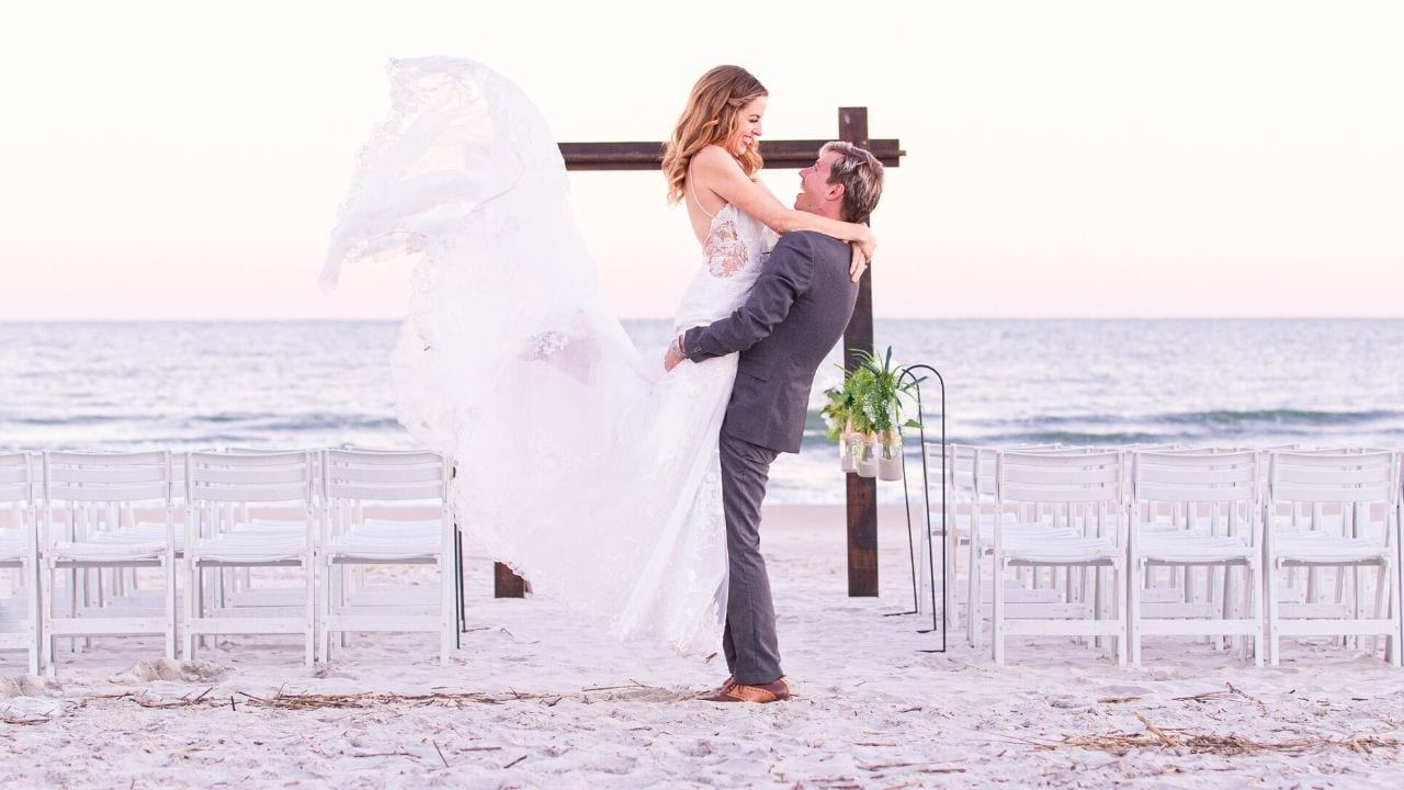 Litchfield Beach Wedding