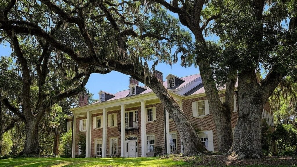 Lowcountry home at Hobcaw Barony in Georgetown